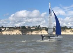 Le nouveau Nacra 17: le Laser des bateaux à foils ?
